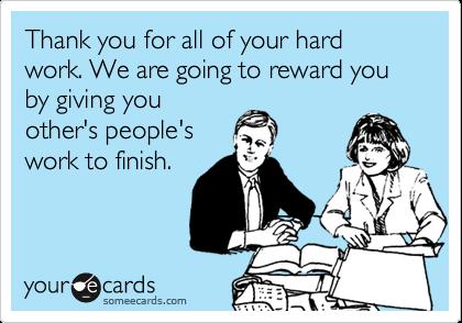 rewardforhardwork